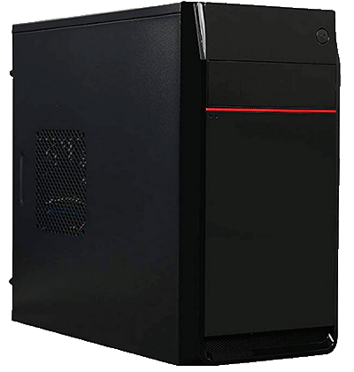 MicroATX Case Business Computer